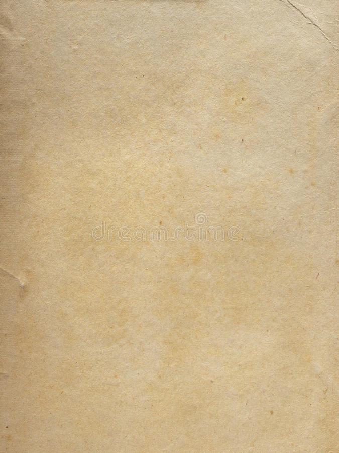 Free Texture Of Old Paper Royalty Free Stock Photos - 18496138