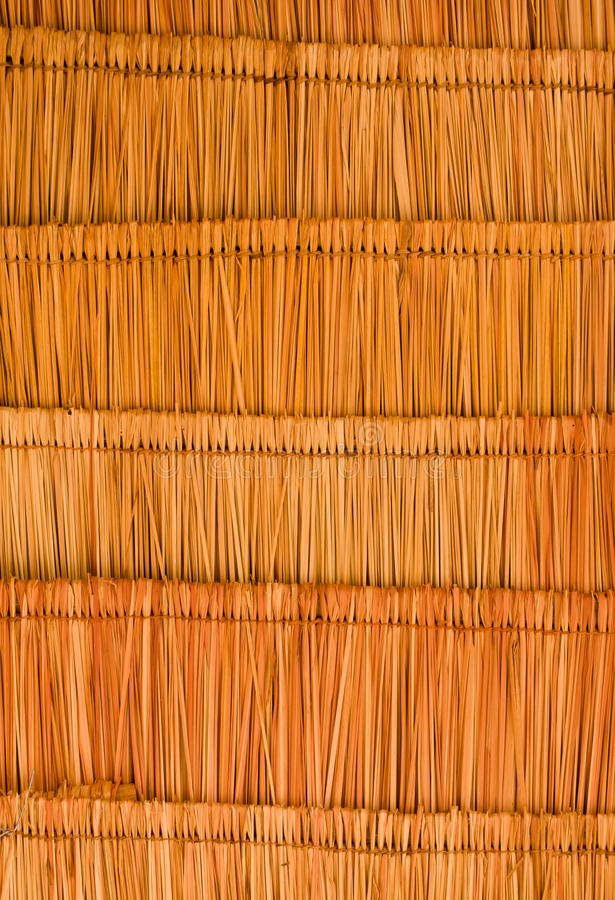 Free Texture Of The Classic Thatch Roof From Inside Vie Royalty Free Stock Image - 21146426