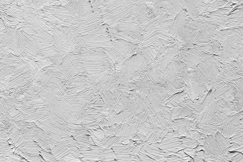 Texture Of An Oil Paint Strokes On Canvas Stock Image Image of