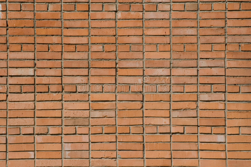Download Texture of old brick wall stock image. Image of orange - 4826827