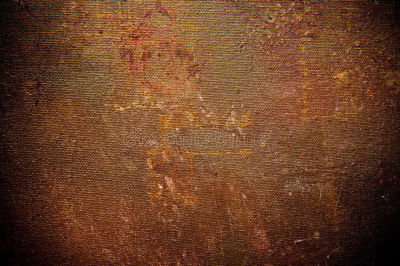 Texture old canvas fabric as background royalty free stock photos