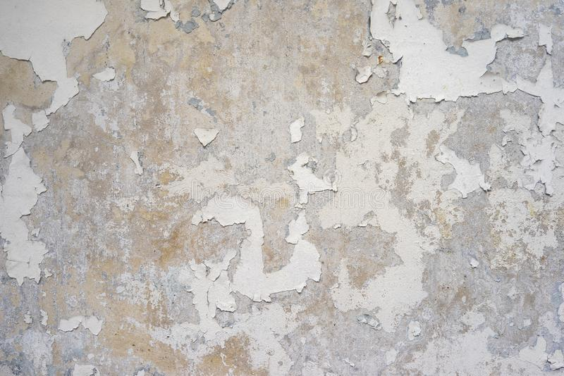 Texture of old concrete wall for background stock photography