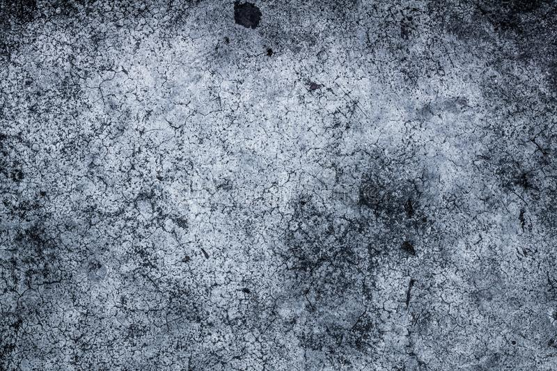 Texture of old concrete wall , vintage concrete background. Dark background stock image