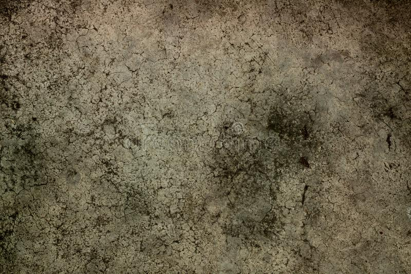 Texture of old concrete wall , vintage concrete background. Dark background stock photo