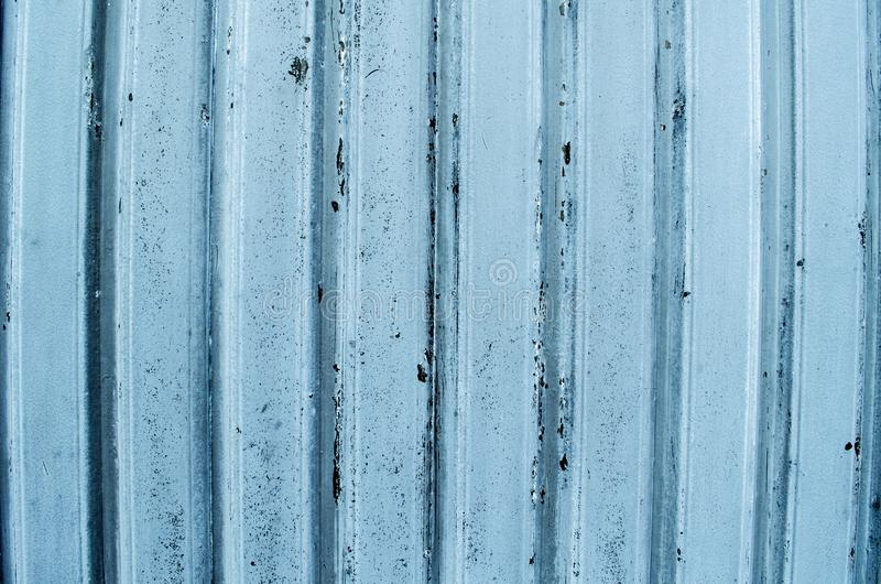 The texture of an old iron fence royalty free stock photo