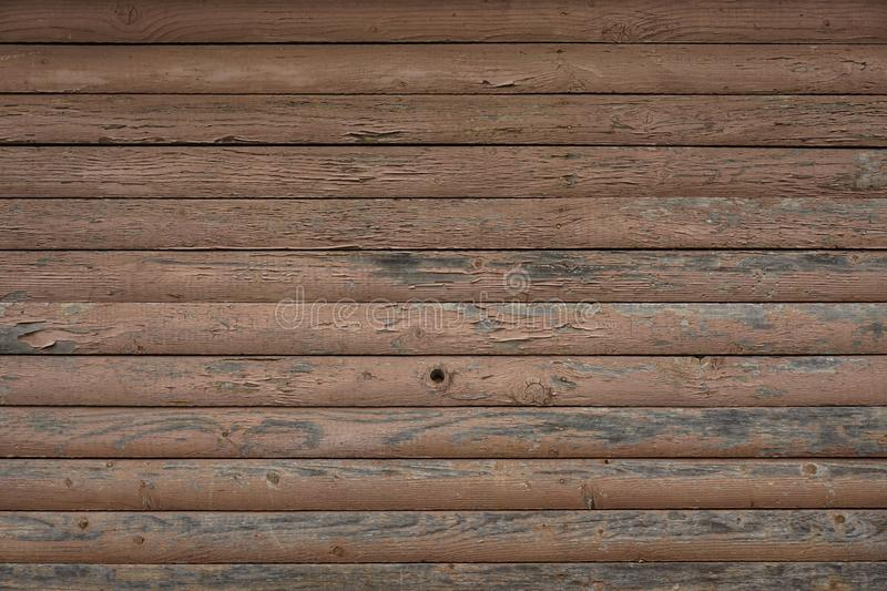 Wood texture. Texture of old painted wood royalty free stock photos