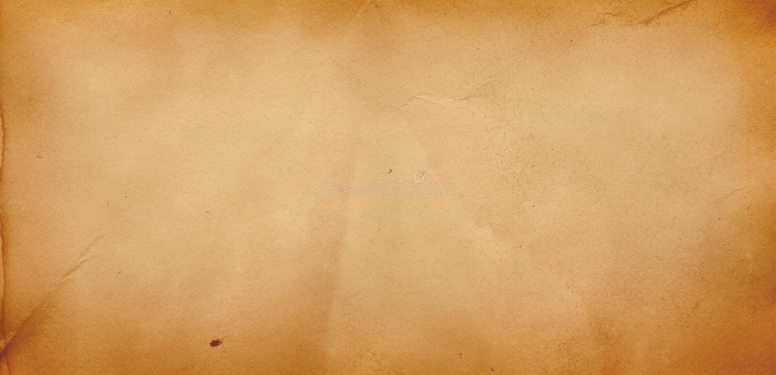 Texture of old paper. stock images