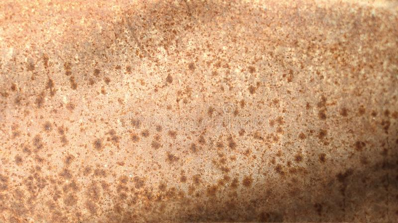 Texture of an old rusted metal iron sheet. Rust texture backdrop. Texture of an old rusted metal iron sheet. Detailed rust texture backdrop royalty free stock photos