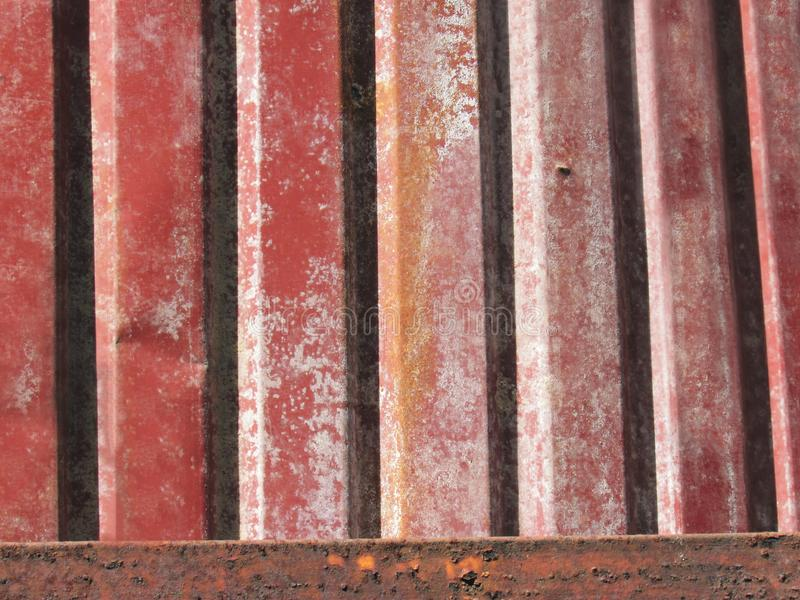 Texture of old rusty zinc, metal rust or steel zinc wall, old zinc surface background texture royalty free stock photography