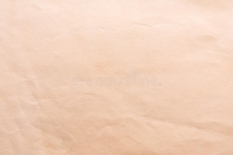 Texture of old shabby and crumpled paper, vintage style, abstract background. Texture of old shabby and crumpled paper, vintage style, abstract close-up stock photography