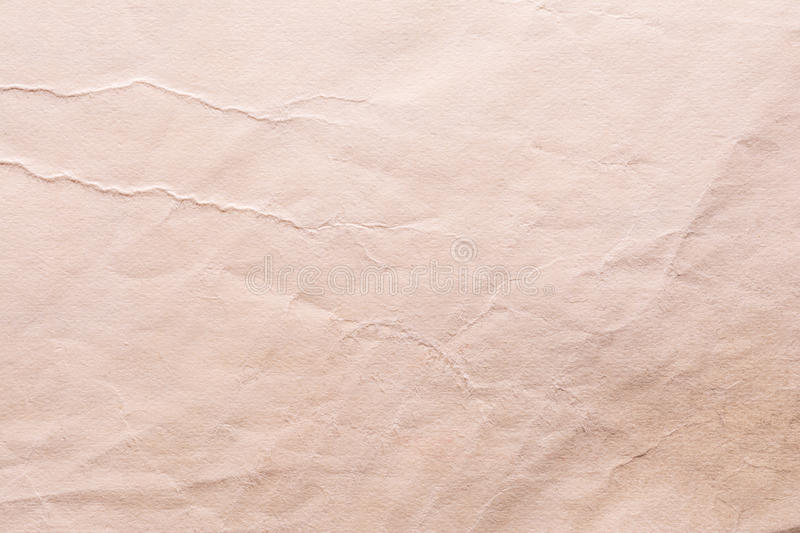 Texture of old shabby and crumpled paper, vintage style, abstract background. Texture of old shabby and crumpled paper, vintage style, abstract close-up royalty free stock images