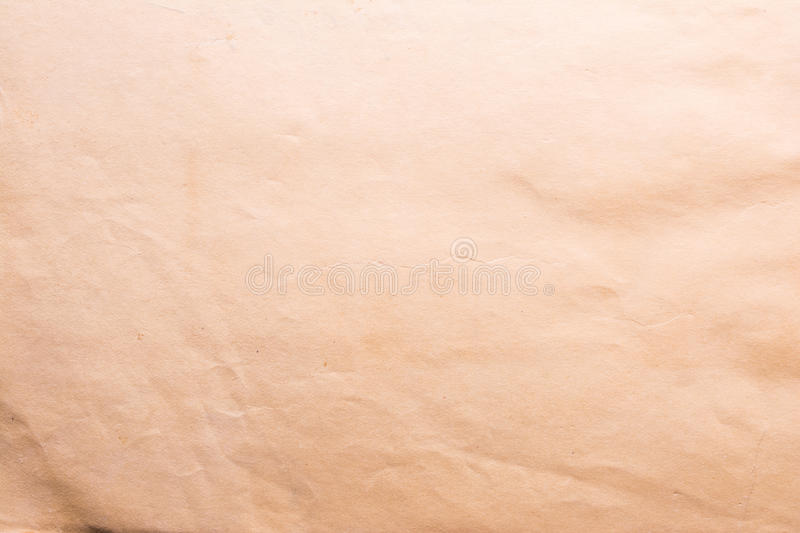 Texture of old shabby and crumpled paper, vintage style, abstract background. Texture of old shabby and crumpled paper, vintage style, abstract close-up stock image