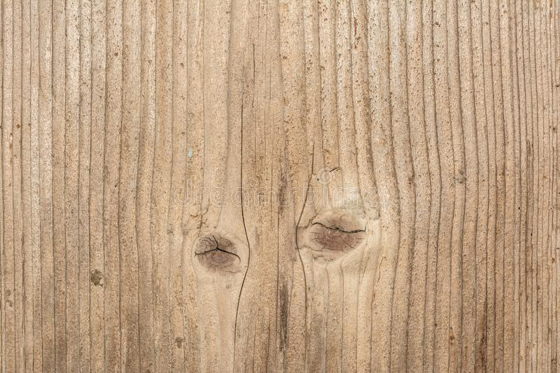 Texture of the old tree with longitudinal cracks, surface of ancient weathered wood, abstract background royalty free stock photo