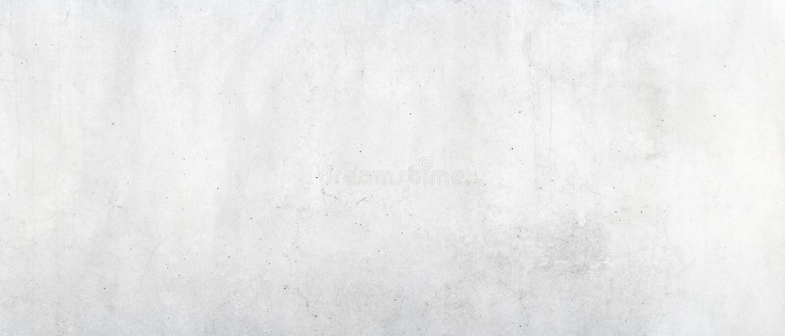 White concrete wall royalty free stock image