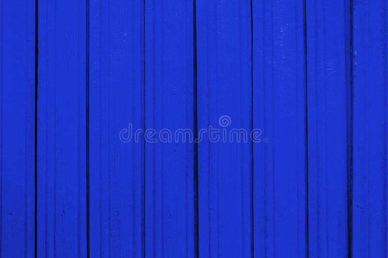 Texture of old wooden planks with peeling paint stock image