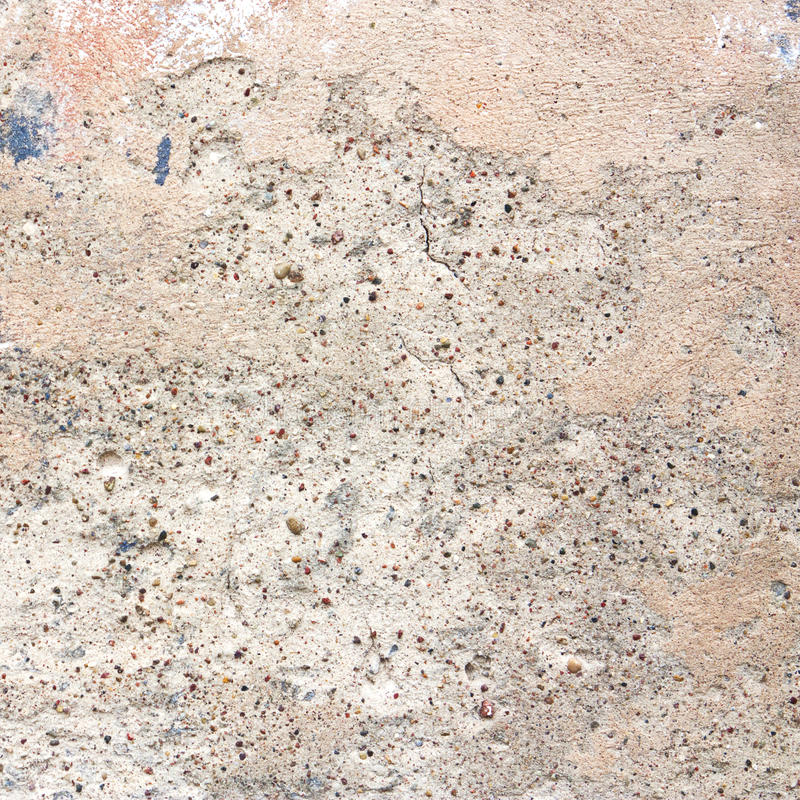 Wall Texture With Small Stone Chips Stock Image Image Of