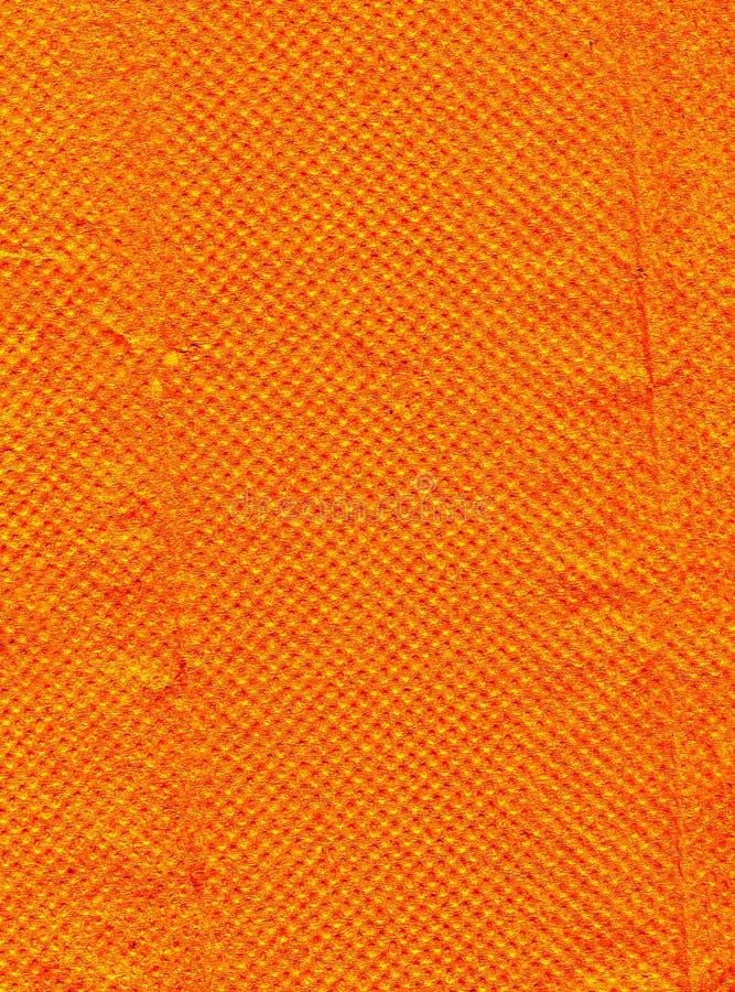 Texture orange images libres de droits