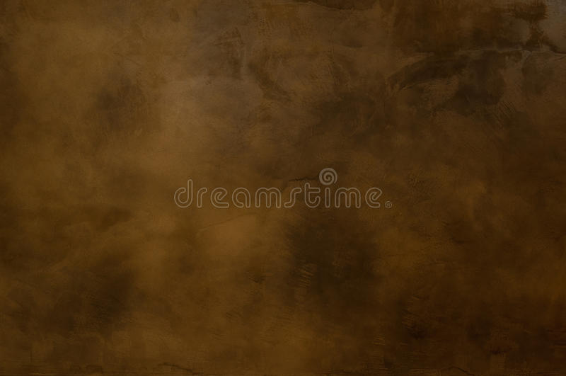 Texture of a orange brown concrete as a background stock photo