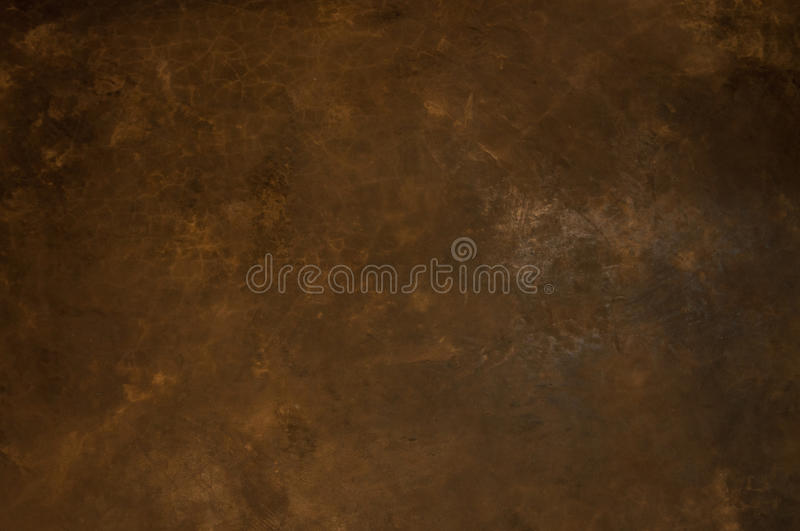 Texture of a orange brown concrete as a background royalty free stock images