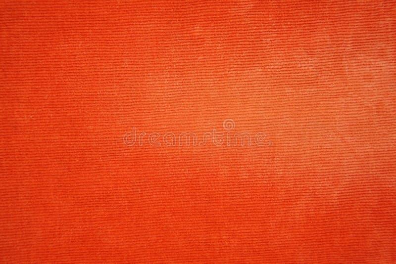 Texture orange de jeans image stock