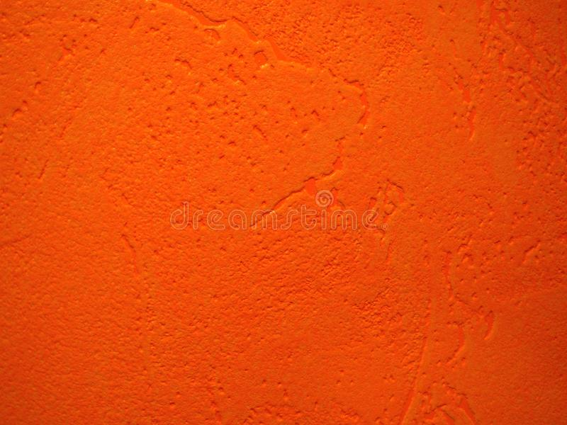 Texture orange de papier peint photographie stock libre de droits