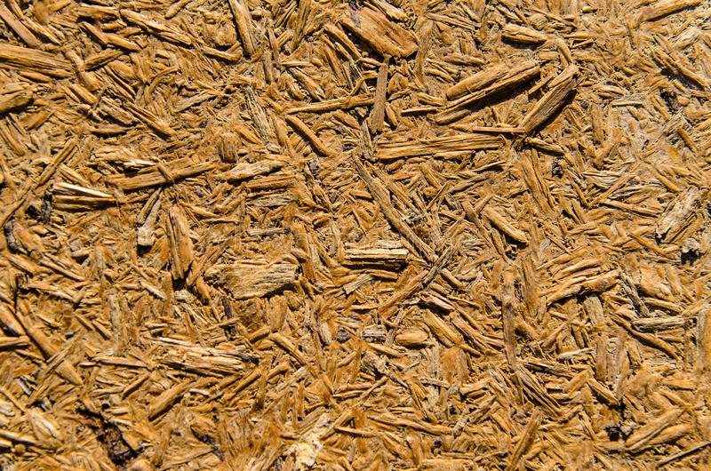 Texture of osb board for background royalty free stock image