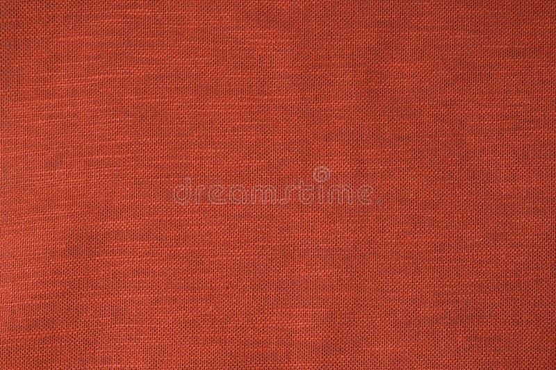 Texture ou fond de lin de terre cuite photos libres de droits