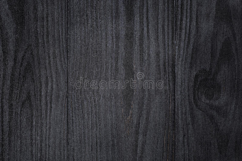 Download Texture Of Painted Pine Wood With Black Semiglossy Paint Stock Image