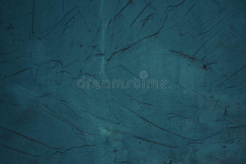 Texture of the painted wall blue maritime color with divorces. Background grunge design abstract retro border house pattern vintage nature art paper backdrop stock photos