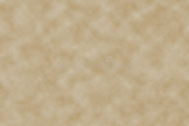 Texture - parchment stock illustration