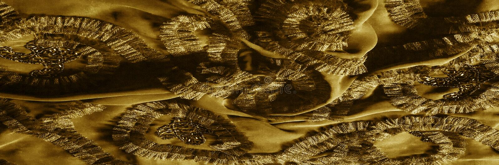 Texture pattern. With embroidered patterns. brown dark yellow Th. E sense of verification gets a tactile update in this brown measured checkered silk-binding stock images