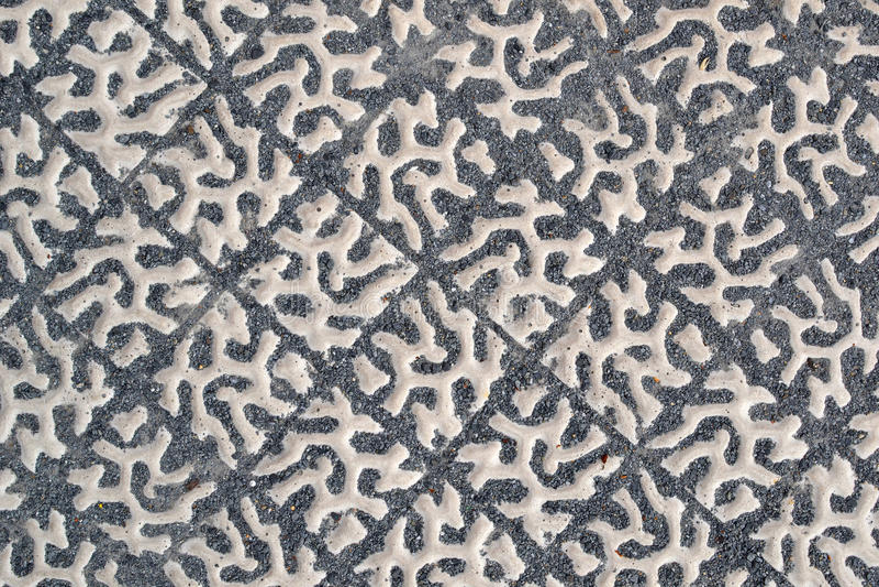 Texture 6661 - pavage concret image libre de droits