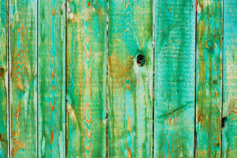 Texture peinte en bois. Trame horizontale. photo stock