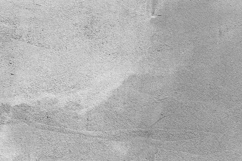 Texture peinte sale de mur comme fond Le fond concret criqué de plancher de vintage, vieux blanc a peint le mur PA lavée par fond images stock