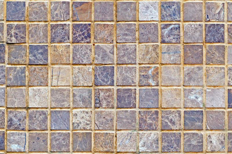 Texture of the pink marble tile, background royalty free stock image