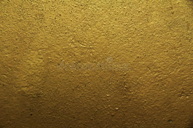 The texture of the plaster painted in separate color.  royalty free stock image