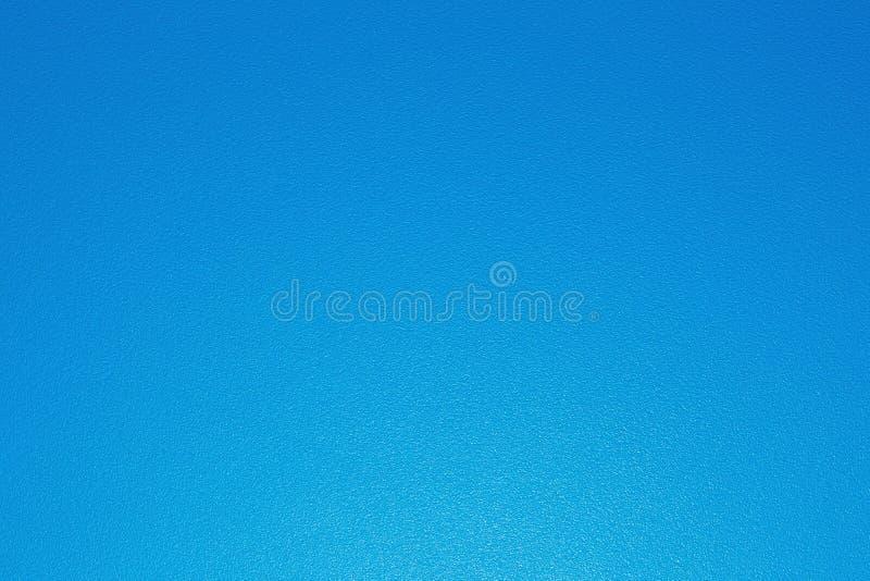 Texture pointillée en plastique bleue image libre de droits