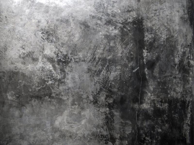 Texture polie de mur en béton de plâtre pour le modèle photos libres de droits