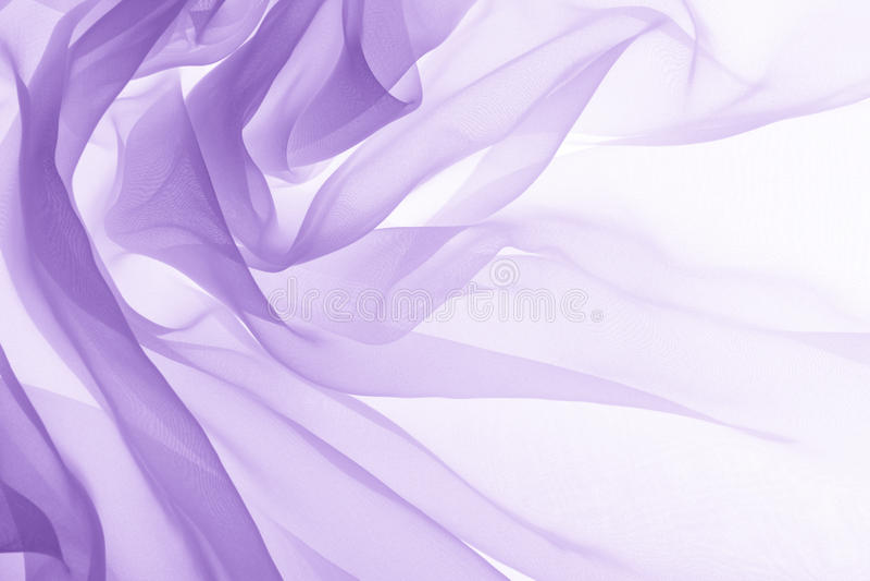 Texture pourprée douce de mousseline de soie photographie stock libre de droits