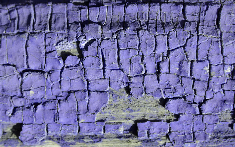 The texture of purple paint royalty free stock images