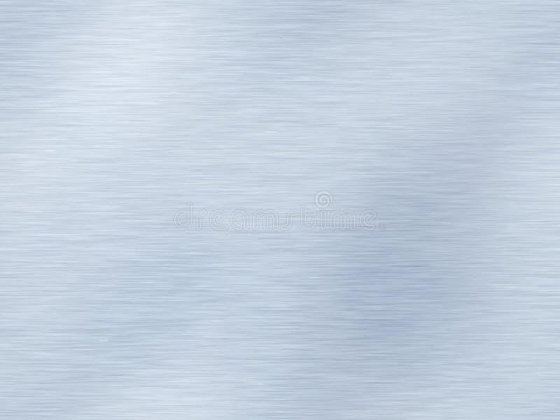 Texture réaliste en métal illustration de vecteur