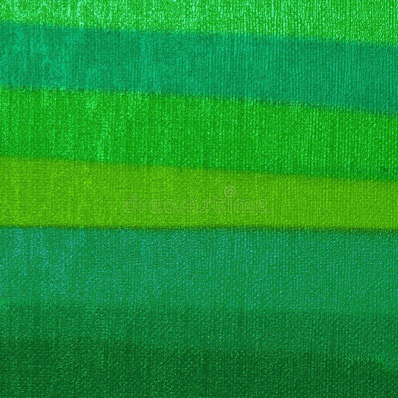 Texture rayée multicolore de tissu Illustration abstraite de courses de brosse d'encre Toner éclaboussé sur la surface sale image stock