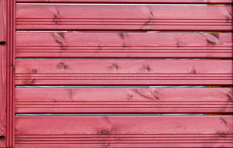 Texture, red wooden slats. Fence. Texture, background, red wooden slats Fence stock photo