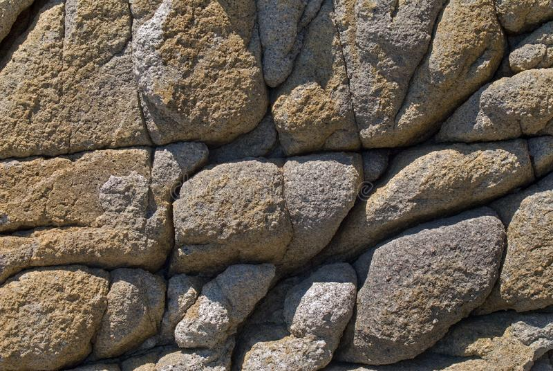 Texture of Rock 14 royalty free stock photo