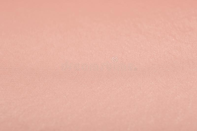 Texture of rose gold fabric royalty free stock images