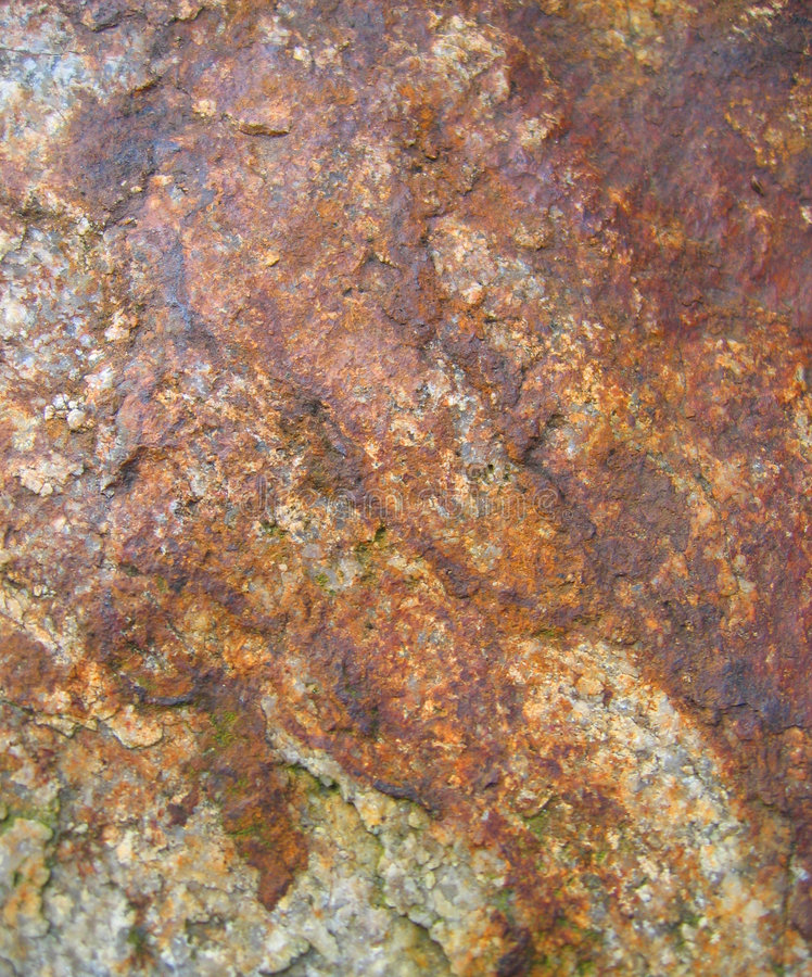 Texture rougeâtre de roche photographie stock libre de droits
