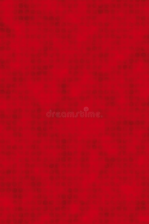 Texture rouge illustration stock