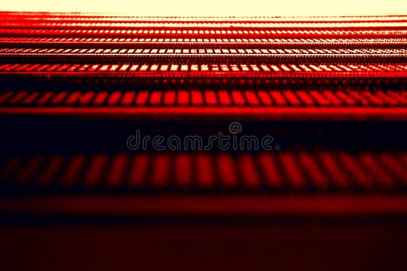 Texture rouge abstraite images libres de droits