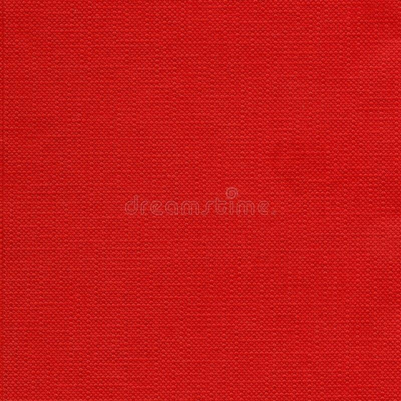 Texture rouge de cache photographie stock