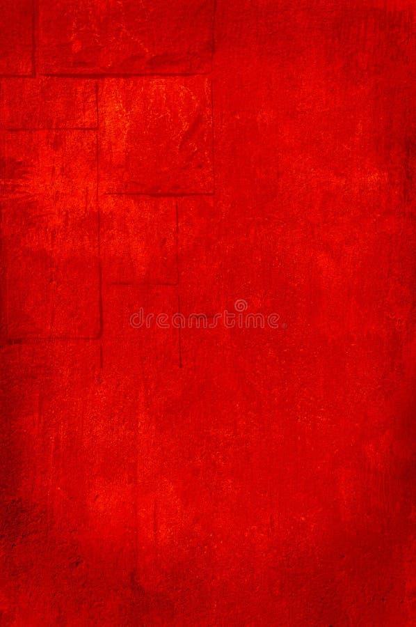 Texture rouge de Noël images stock